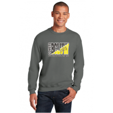 Gildan Crewneck Football